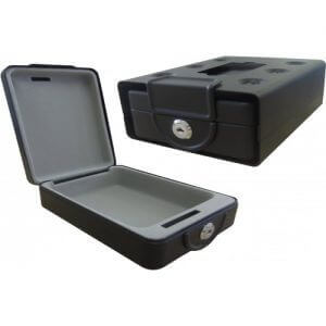 safety boxes in all our motorhomes free of charge
