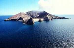 Visit White island